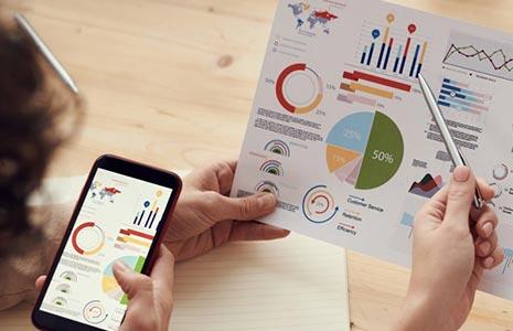 Advanced data analytics for HR
